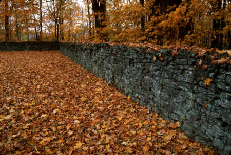 Friends Cemetery wall photo by Jay Snively