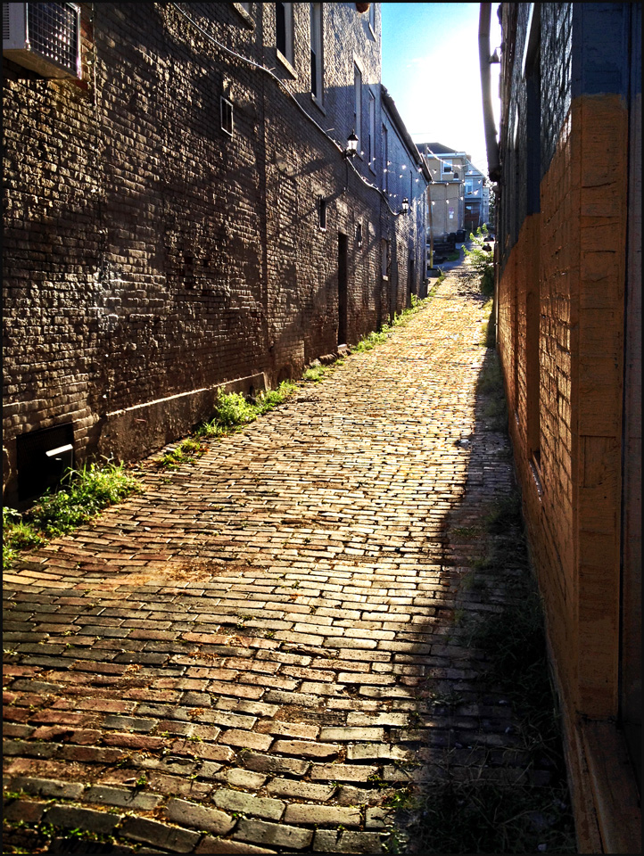 Athens Alley photo by Jay Snively
